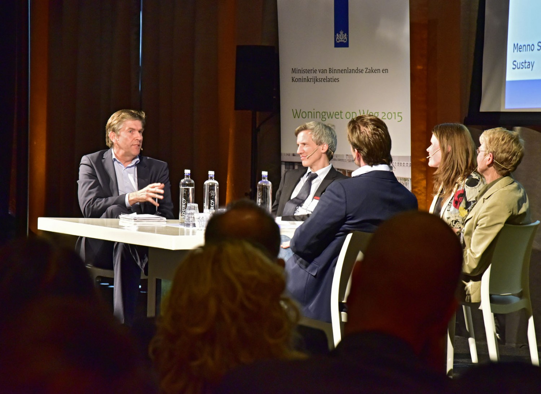 Regiobijeenkomsten Woningwet2015 in Dordrecht